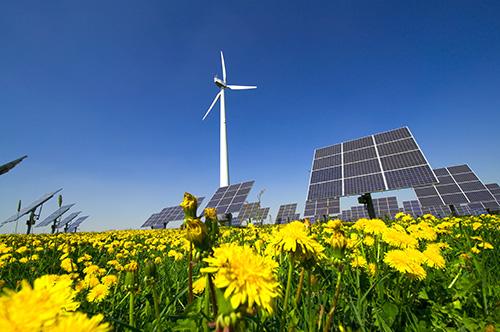 économies d'énergie et énergies renouvelables en entreprise / Chablais et Haute-Savoie